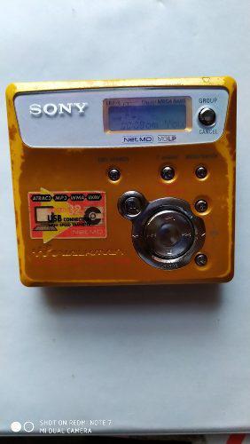 Sony Net Md Walkman Modelo Mz N505 Type R