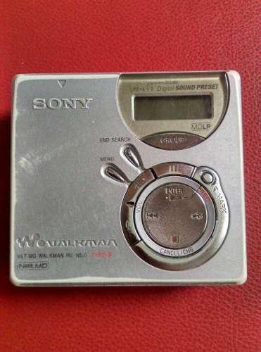 Sony Walkman Net Md Mz-n520 Type-s