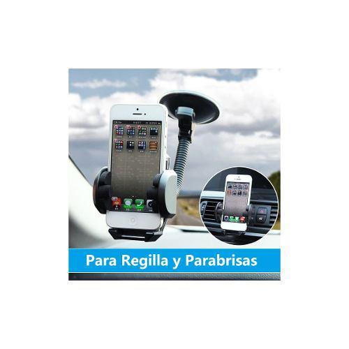 Soporte Celular Telefono Carro Auto Rejilla Mayoreo Ele-gate