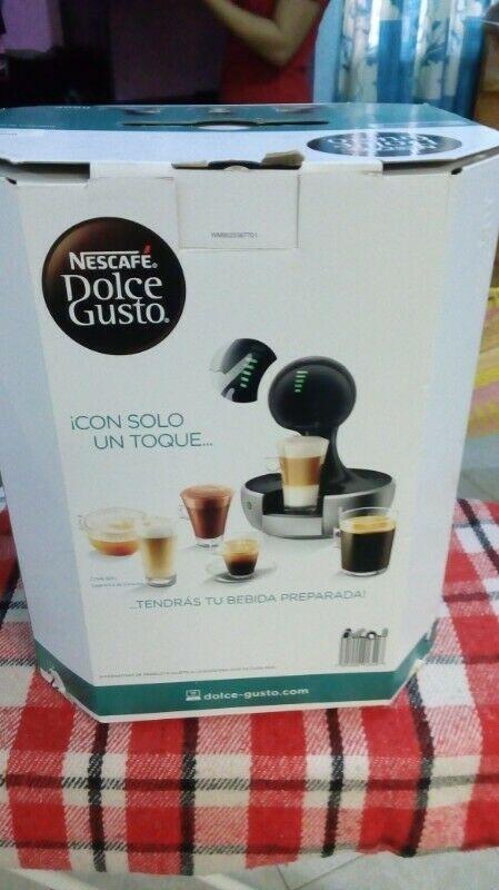 Venta de Cafetera Nueva Dolce Gusto, Drop