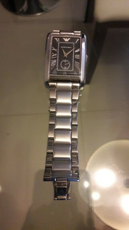 Venta de reloj Emporio Armani