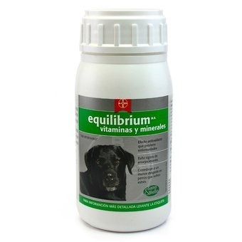 Vitaminas Equilibrium Bayer Actiforte 60 Tabletas