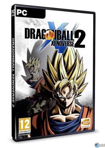 _ Dragon Ball Xenoverse 2 Pc Digital + 3 Juegos De Regalo