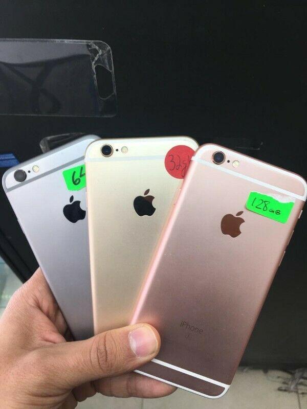 iPhone 6s 32gb CON GARANTIA
