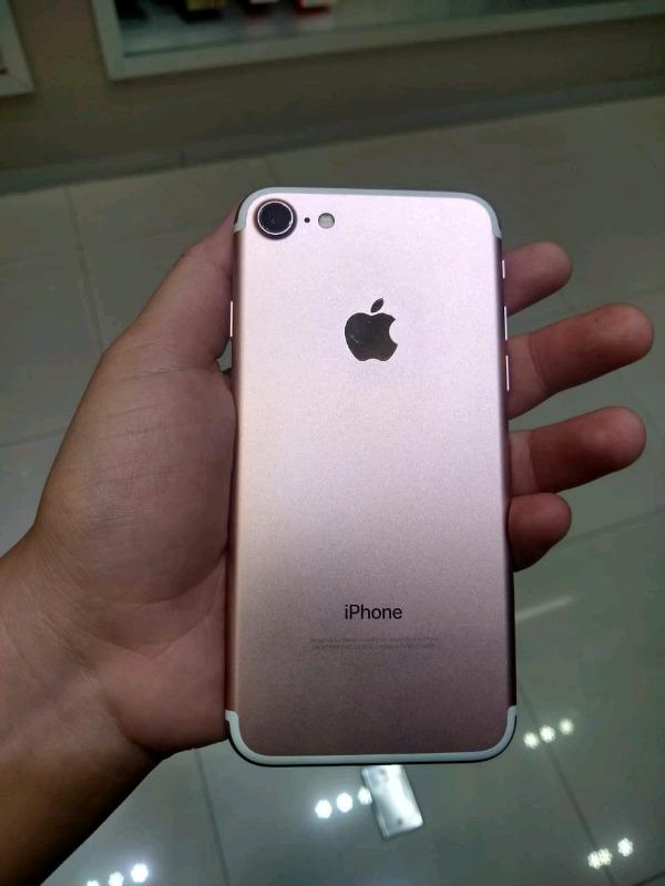 iPhone 7 de 32 gb 3 meses de garantía liberado meses sin
