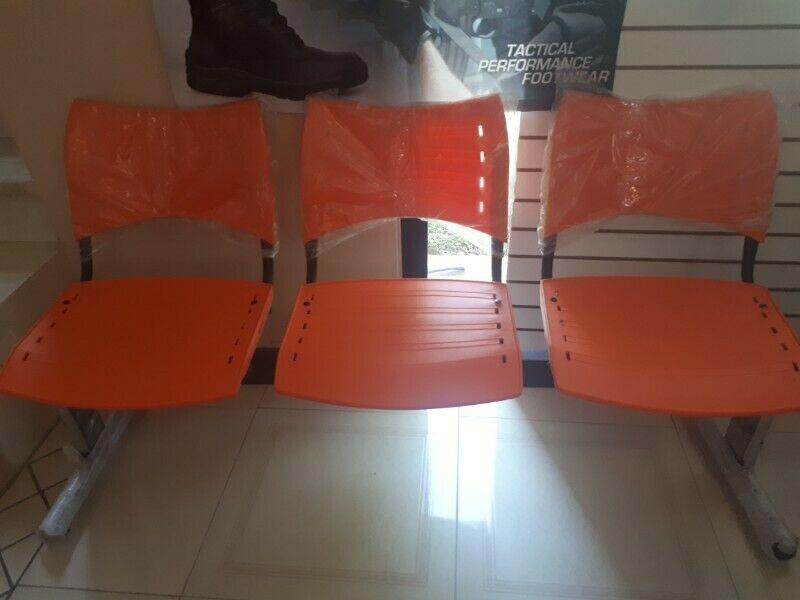 Banca de 3 sillas
