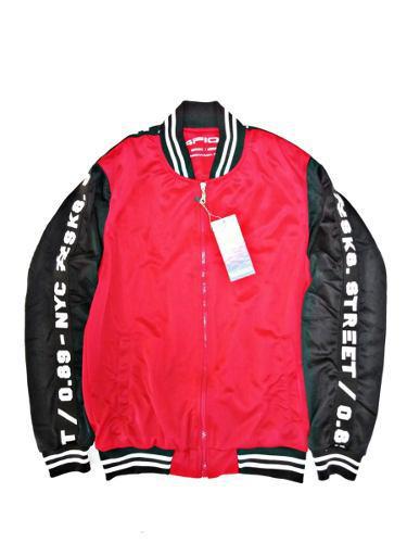 Chamarra Bomber Jacket Hombre Premium Varios Colores