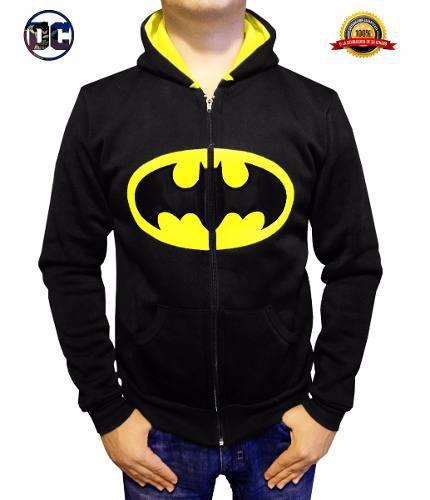 Chamarra Grande Sudadera L Batman Dc Comics De Moda