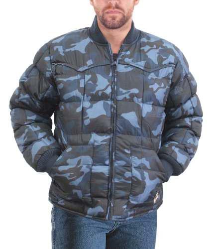 Chamarra Para Hombre Impermeable Camuflaje Invierno Mcallen