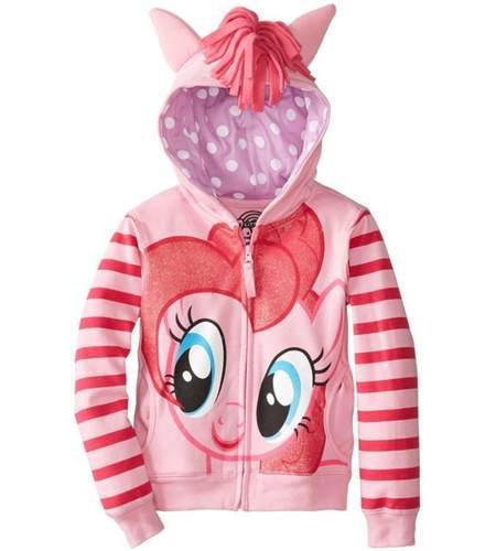 Chamarra Sudadera My Little Pony Version Invierno