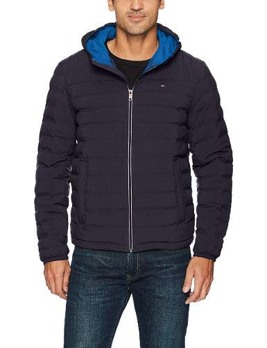 Chamarra Tommy Hilfiger - Ultra Loft Quilted Stretch Hooded