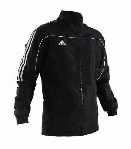 Chamarra adidas - Tracksuit Jacket Negra Karate