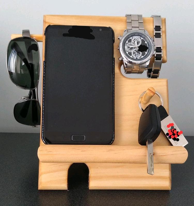 Porta celular y organizador