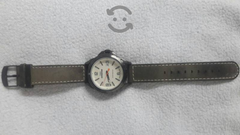 Reloj Original Timex Expedition de piel