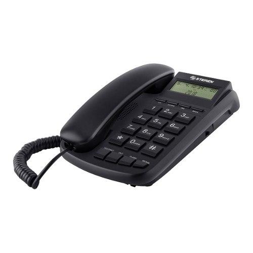 Teléfono Con Pantalla Y Teclado Grande Pantalla Lcd Steren