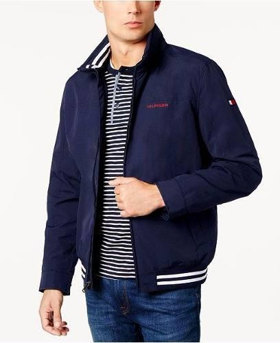 Tommy Hilfiger Chamarra Impermeable Xlt
