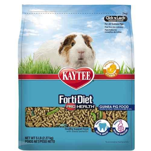 Alimento Para Cuyo Forti Diet Kaytee 2.27 K