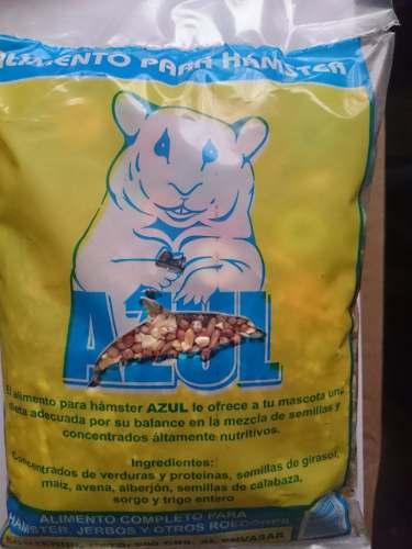 Alimento Para Hamster 500g