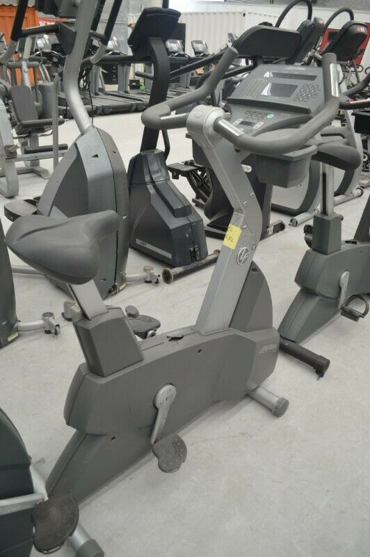 Bici Up right 95ci Life Fitness