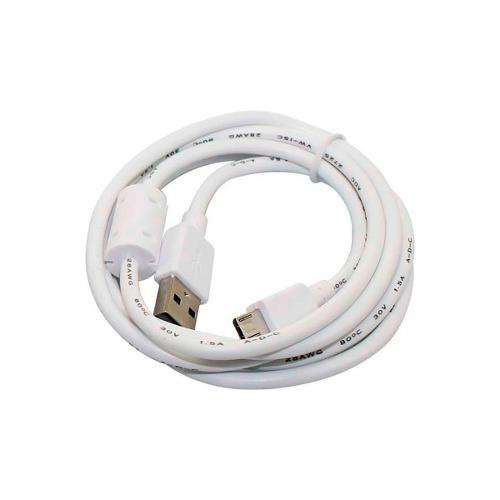 Cable Micro Usb V8 Datos Y Carga Rapida Celular Cab031 /e