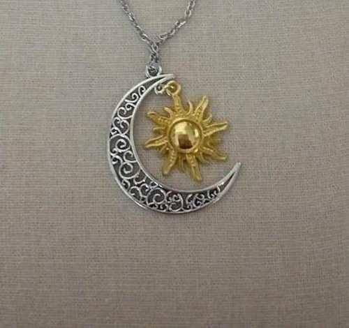 Collar Soy Luna Y Sol Envio Gratis Tipo Soy Luna Moon