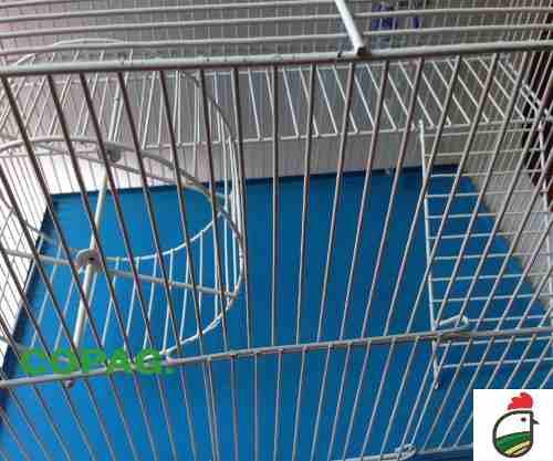 Jaula Casa Para Hamster #2 Dos Pisos 38cm F X26cm A X 26cm F