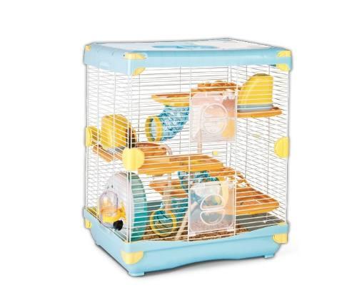 Jaula Hamster Sunny Todos Los Accesorios 36 X 27 X 42.5 Cm