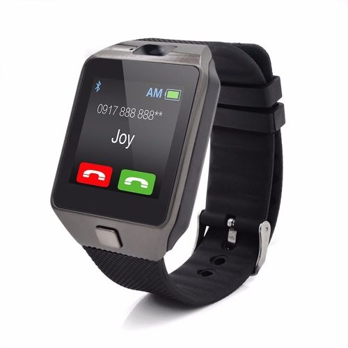 Reloj Celular Smart Watch Dz09 Camara Sim Bluetooth Español