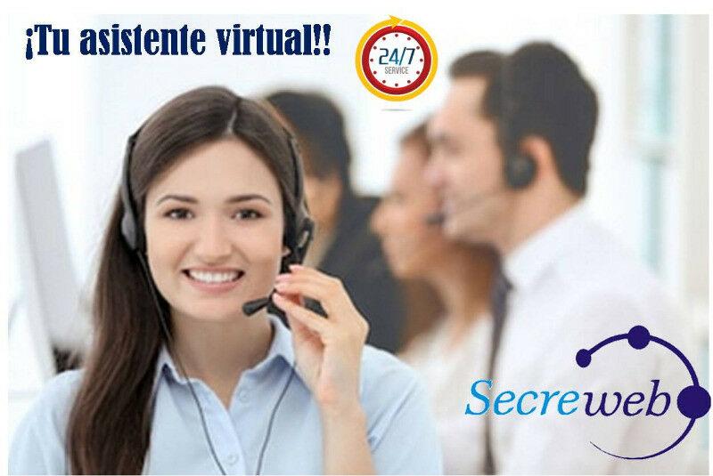 Secretaria Virtual- Atencion a clientes