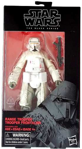 64 Range Trooper Star Wars: The Black Series Han Solo