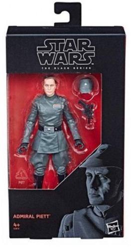 Admiral Piett Star Wars Black Series Hasbro Exclusivo Ee