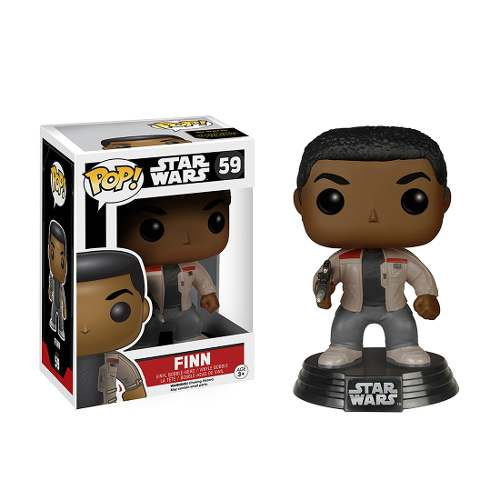 Coleccionable Funko Pop Movies Star Wars Finn Funko