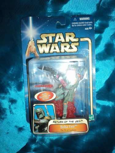 Coleccionable Star Wars Boba Fett Padrisimo !!