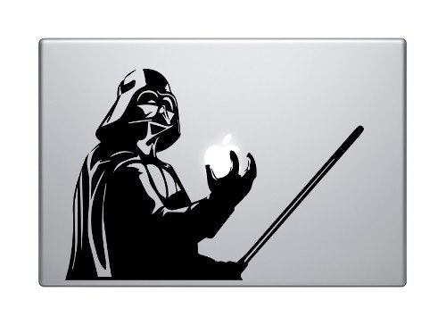 Darth Vader Star Wars Laptop Macbook Stickers