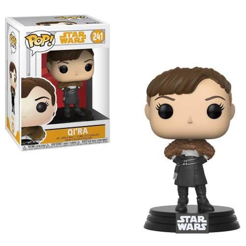 Figura Coleccionable Funko Pop Star Wars Han Solo Qi'ra