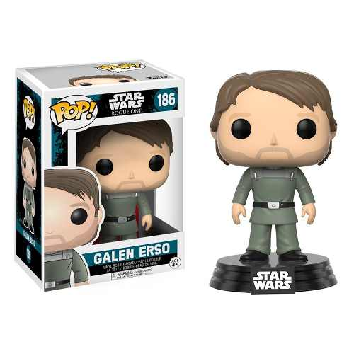 Figura Coleccionable Funko Pop Sw Rogue One Galen Erso Funko