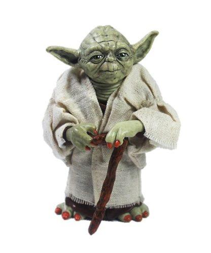 Figura Maestro Yoda Star Wars Feromey
