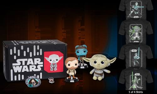 Funko Box Collector Corps 'star Wars' (en D3gamers)