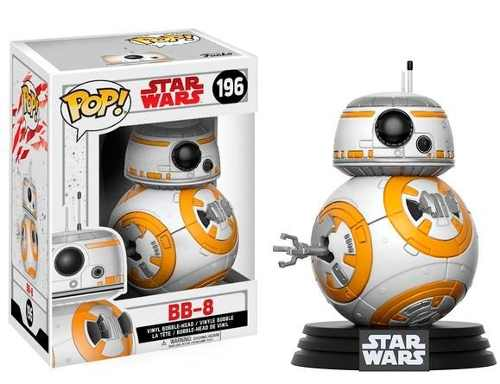 Funko Pop Bb- Star Wars Nuevo Original Oferta