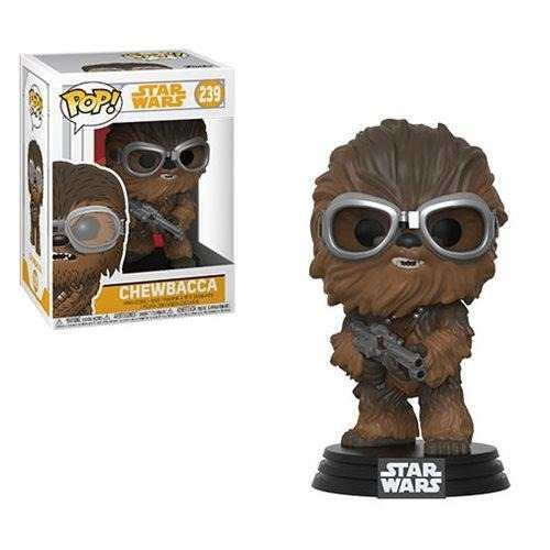 Funko Pop Chewbacca [Solo: A Star Wars Story]