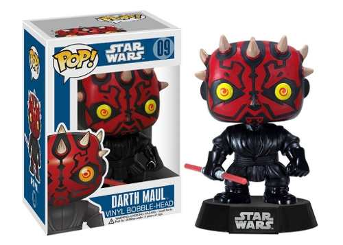 Funko Pop Movies Star Wars Original Darth Maul 09 Galaxias