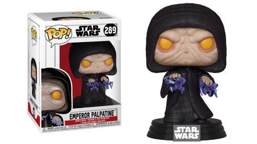 Funko Pop Star Wars - Emperor Emperador Palpatine