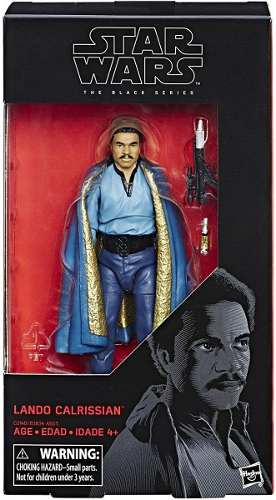 Hasbro - Star Wars Black Series Lando Calrissian Empire