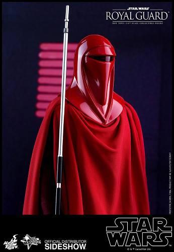 Hot Toys Royal Guard Star Wars Ep 6 Return Jedi Eslr Pedido