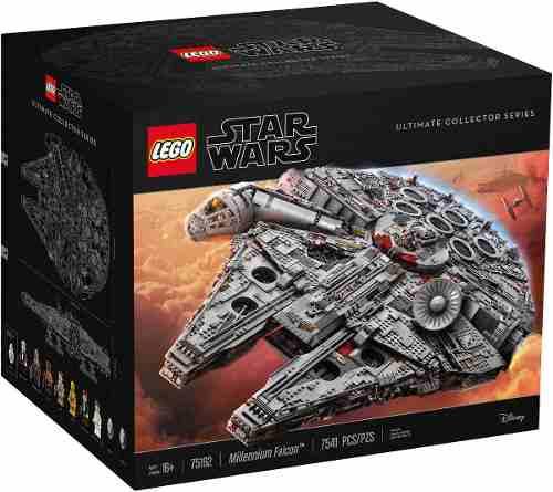 Lego  Halcon Milenario  Pzas