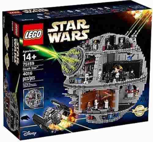 Lego Star Wars Death Star La Estrella De La Muerte