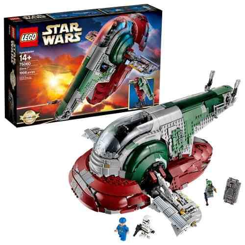 Lego Star Wars  Slave I pzas Nuevo Envio Gratis