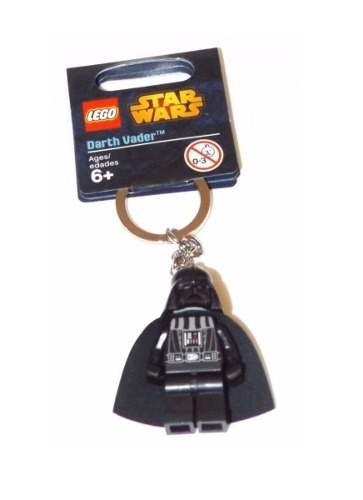 Llavero Lord Sith Darth Vader Lego Star Wars Ugo