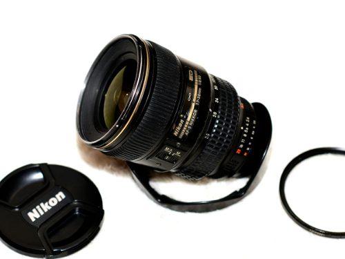 Nikon Af-s mm F/2.8d Ed, Gran Angular Zoom (no mm)
