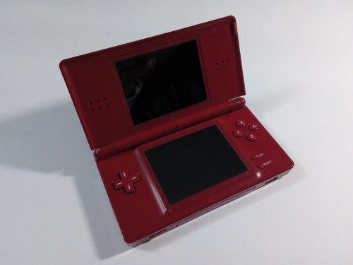 Nintendo Ds Lite Rojo Mario Bros